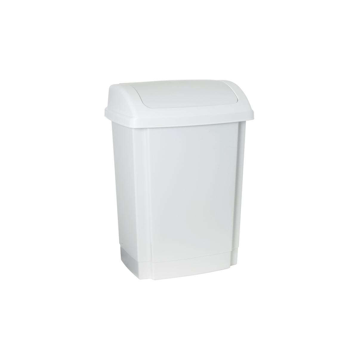 09f5ac47ac3af1 Plast Team, Kosz na śmieci SWING 10L